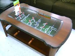 decor of foosball coffee table big lots with coffee table mesmerizing rectangle big lots foosball coffee