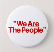 We Are The People - Home