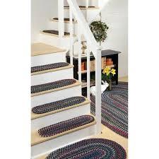 braided stair treads 4 gallery braided rug stair treads braided stair treads with rubber backing