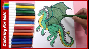 dragon pics to color. Contemporary Pics Painting Disney Coloring To Dragon Pics Color N