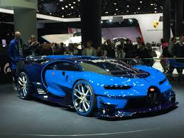 The bugatti vision gt is a concept car from the car manufacturer that was shown off at the 2015 moreover, the bugatti vision gt has actually been sold to interested individuals, which is notable. Bugatti Previews Veyron Successor With Vision Gt Concept