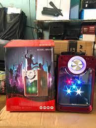 ĐÁNH GIÁ] Loa Bluetooth Karaoke MN-03 Tặng Mic Hát Karaoke Cực Hay, Giá rẻ  269,000đ! Xem đánh giá! - Cửa Hàng Giá Rẻ