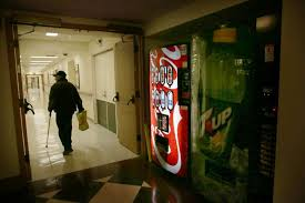 Vending Machines San Francisco Enchanting S F Supervisor Wants Junk Food Out Of Vending Machines SFGate