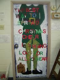 Christmas Door Decorating Contest Notre Dame School Talent Show