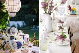 Small Picture How to decorate for a home wedding