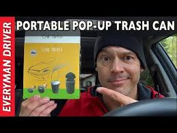 "Here's my LILER Universal <b>Portable</b> ""<b>Car Trash Can</b>"" Review on ..."