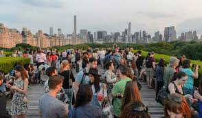 the met announced the artist for their 2018 rooftop garden commission