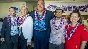 Hawaii Poll: Josh Green ahead in ...