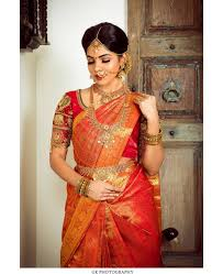 Makeover Saree Designs Bridal Series Featuring Divya_barti Makeover