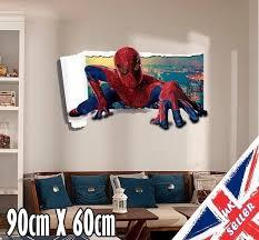 home decor marvel avengers spiderman