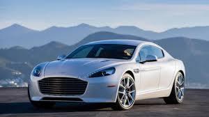 Aston Martin Rapide S Review Top Gear