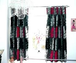 white room with black curtains – toxicity.info