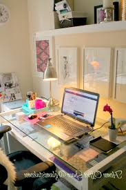 home office magazine. Home Office : Space Reveal With Glamista Tribe Magazine Regarding Shared