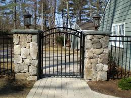 Small Picture Decorative Metal Garden Gates Interesting Ideas for Home