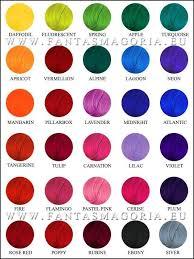 Shades Of Purple Hair Dye Chart Sparks Hair Color Chart Sparks Hair Color Hair Color