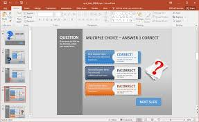 Free Interactive Ppt Templates Quiz Powerpoint Template Free With Score Download Ppt Bee