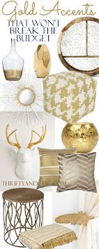 White And Gold Decor 17 Best Ideas About Gold Accents On Pinterest Gold Accent Decor