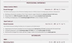 Editable Resume Template Best 44 Most Professional Editable Resume Templates For Jobseekers R