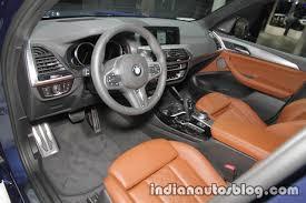 2018 bmw x3 interior. interesting 2018 2018 bmw x3 interior dashboard at iaa 2017 to bmw x3