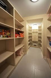 comfy shelving for your basement
