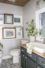 bathroom decor ideas. Home Designs:Bathroom Decorating Ideas Small Bathroom Decor 3 E