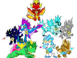 Small Picture 35 best Games Dragon City images on Pinterest Dragon city