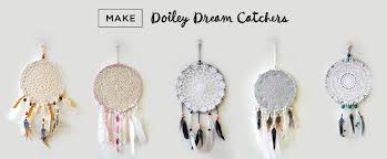 Dream CatchersCom Awesome A Dreamy DIY Dream Catchers ThinkMakeShare