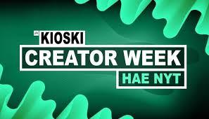creatorweek hashtag on Twitter