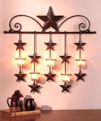 sconces wall decor sconce decorative rustic candle sconces collaborate decors image of for living room wrought