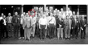 The identity of the lone woman scientist in this 1971 photo was a mystery.  Then Twitter cracked the case - CNN