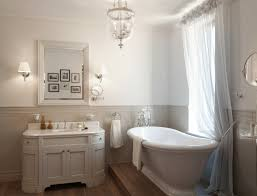 traditional bathroom lighting ideas white free standin. White Traditional Bathroom With Freestanding Ceramic Corner S M L F Lighting Ideas Free Standin U