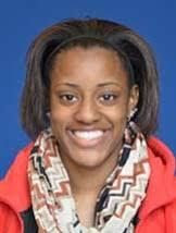 Myra Nichols 2014-15 Women's Track and Field - Clarke University