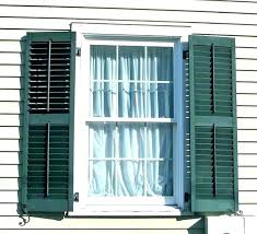 exterior window shutters diy window shutter designs exterior design ideas house shutters green wood louvered shut window shutter diy functional exterior