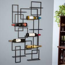 Kitchen Wall Wine Racks