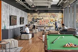 office game room. Game Room In The TripAdvisor HQ Offices - Pool Table, TVs, Ping Pong, Office Pinterest