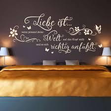 Wandtattoo Liebe Ist Wenn Jemand Deine Welt Wand Bild Spruch