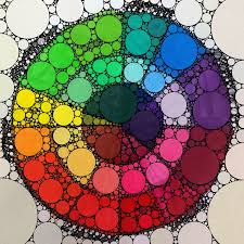 Color Wheel Design Project Color Theory Art Projects Updated Color Wheels Color