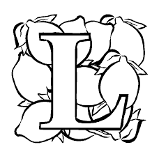 Coloring Pages Letter L | Yourfdaconsultant.com : Find Here More ...
