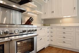 All White Kitchen The Perks To White Kitchen Cabinets