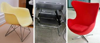 modern furniture chairs. modern chairs iconic furniture eames chair interior design