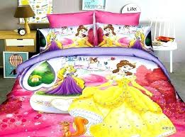 rapunzel bedding set bed tangled princess for kids bedroom decor single twin size bedspreads duvet covers rapunzel bedding set