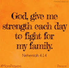 God Give Me Strength Quotes Enchanting Mom Prayers For May Strength MomLife Today