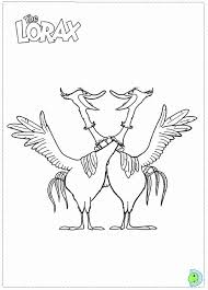 Small Picture lorax coloring pages 100 images lorax coloring page coloring