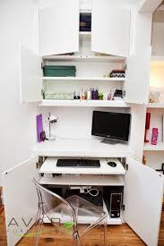 alcove office.  alcove bespoke shelving alcove units london and office