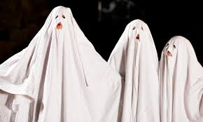 ghost costumes sheet what does your halloween costume tell a potential employer brand