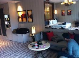 equarius hotel deluxe suites. Resorts World Sentosa Equarius Hotel Living Room Deluxe Suites I
