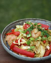 To wrap everything up, shrimp is a good food for people with type 2 diabetes to include in their menu. Shrimp And Cabbage Stir Fry Diabetic Foodie
