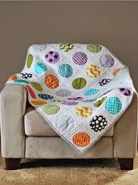Circle Quilt Patterns Enchanting 48 Circle Quilt Patterns To Try Quilts Pinterest Circle Quilts