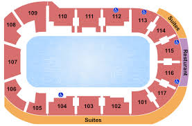 Elmira Enforcers Seating Chart Buy Elmira Enforcers Tickets Seating Charts For Events