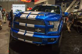 SEMA2015: We're NOT Done With The Ford F-150 YET! SHELBY Does Its ...